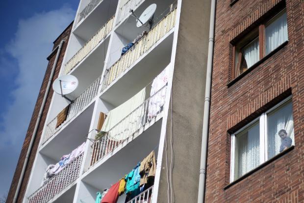 Dieses Wohnhaus wird in Duisburg zum Streitthema