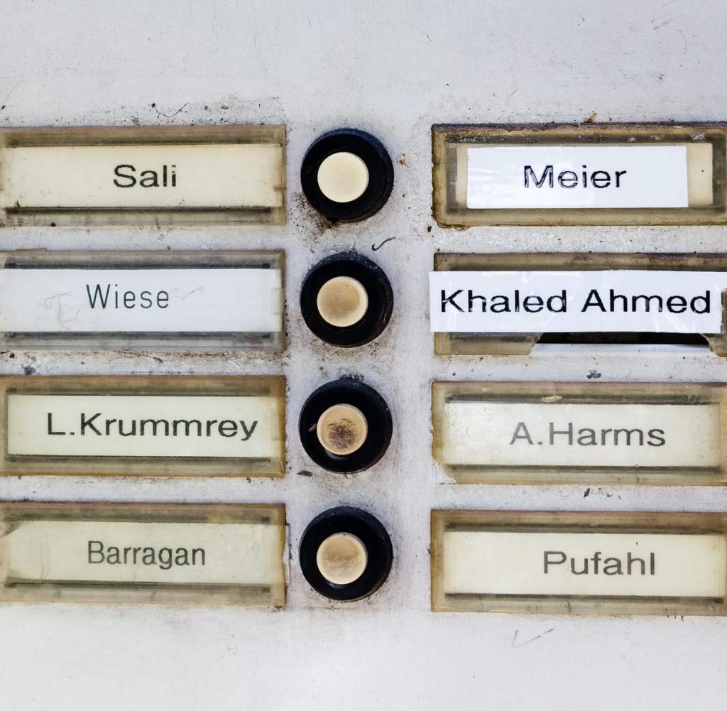 Deutsche Familiennamenatlas der Universitt Mainz Schon 2000 Namen online  WELT