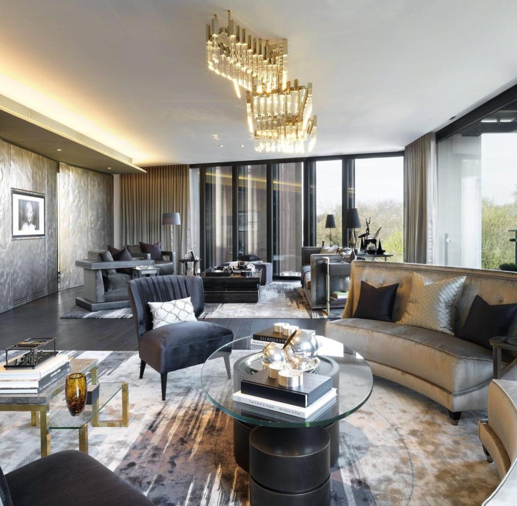 London Teuerste Wohnung der Welt hat neuen Besitzer WELT