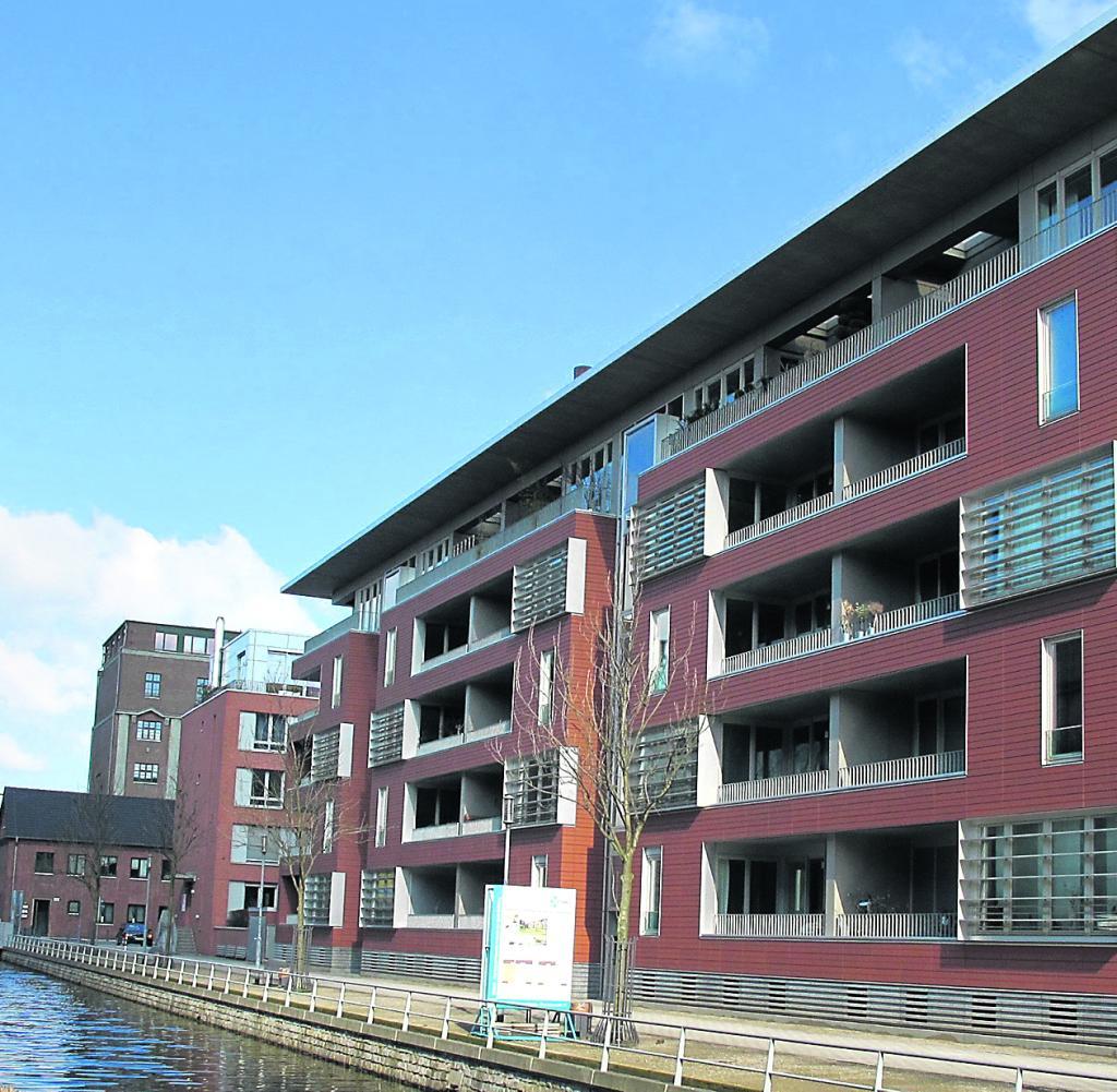 Standort Neuer Innenhafen ist Duisburgs beste Lage  WELT
