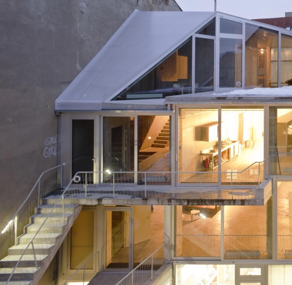 Architekt schlgt gnstiges Wohnen im Rohbau vor  WELT