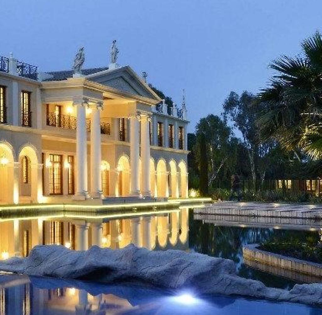 Immobilien Die teuersten Luxusvillen der Welt  WELT