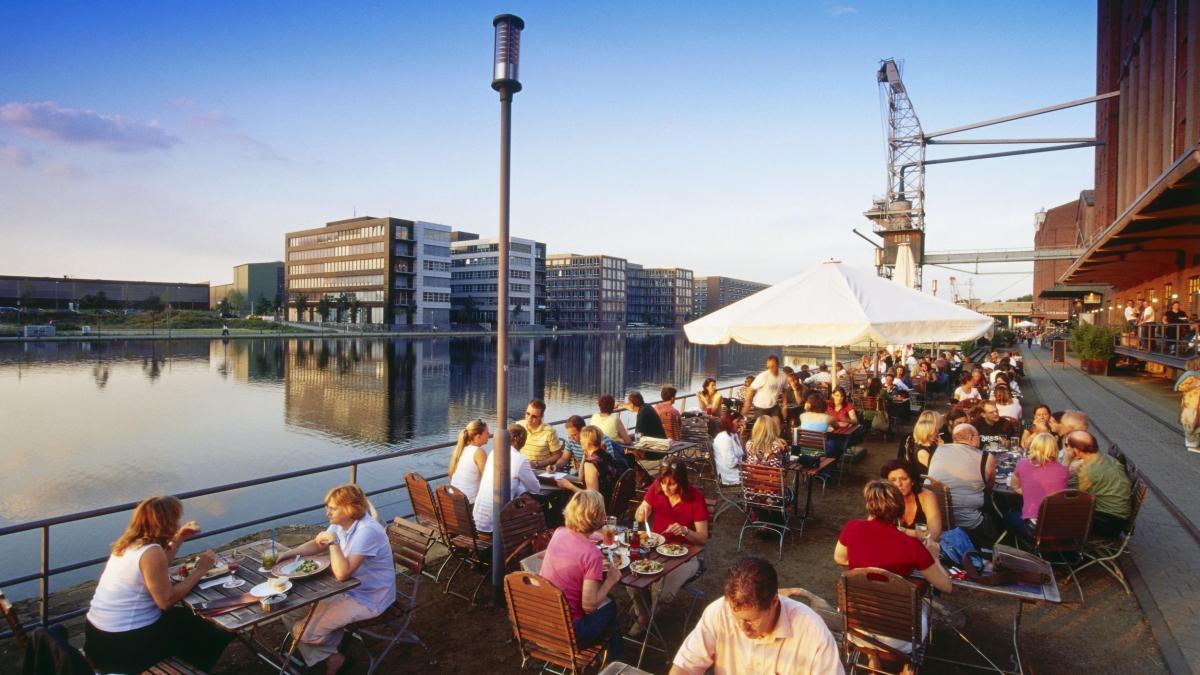 Duisburg Der Vorteil vom Leben in einer BStadt  WELT