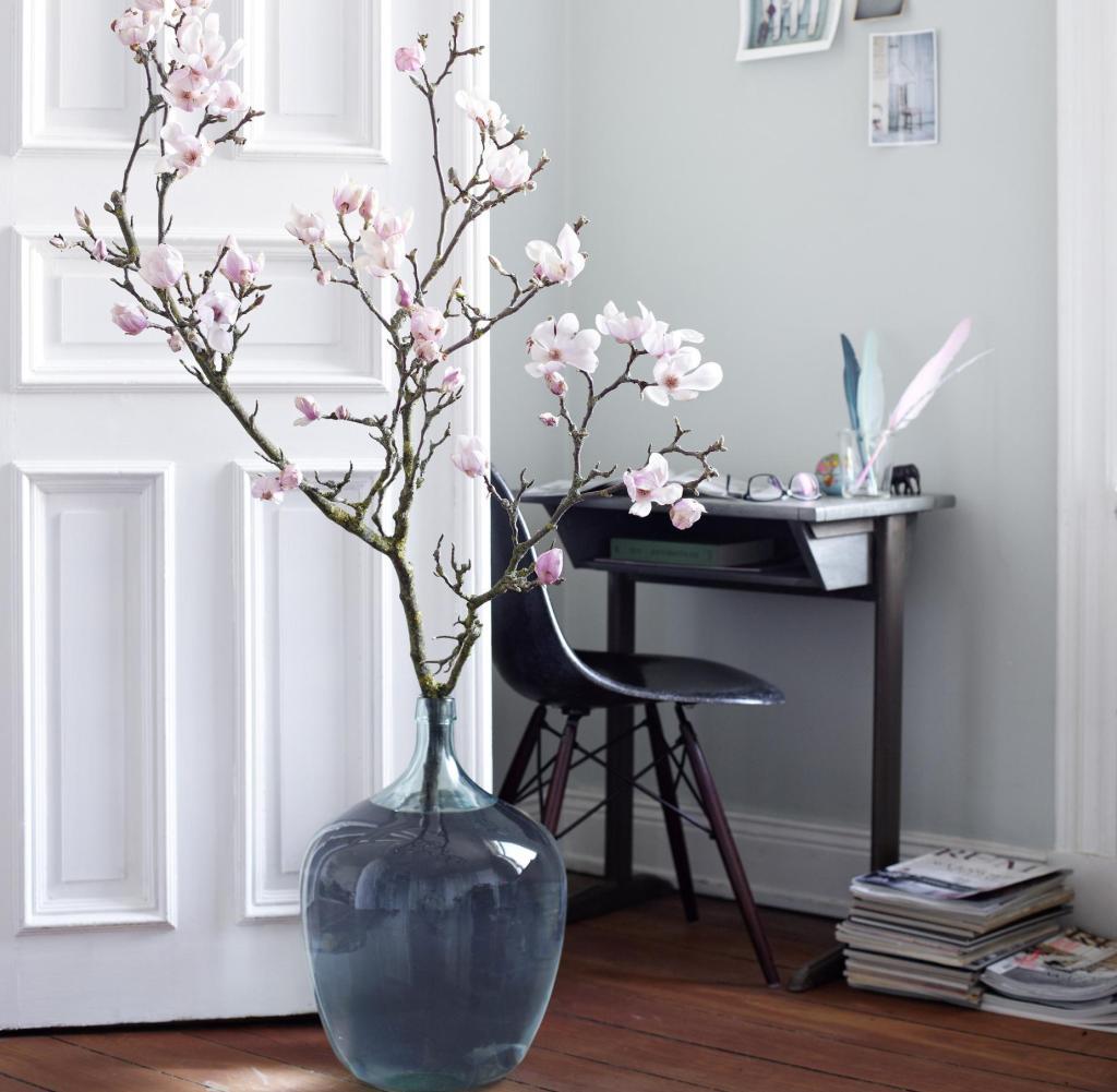 Bunter Wohnen So verschnern frische Blumen Ihr Zuhause