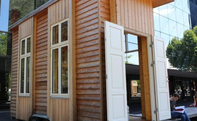 Tiny Houses Wieviel Kosten Sie Und Was Ist Erlaubt Welt