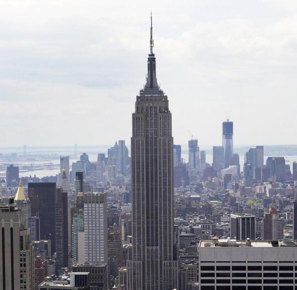 Yorker Hochhaus Rsen-interesse Empire State Building Gering - Welt