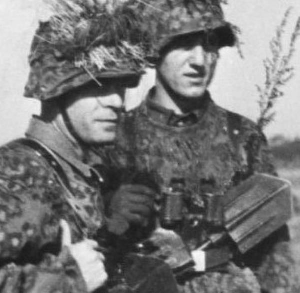 Ss Haircut Frisur Wehrmacht