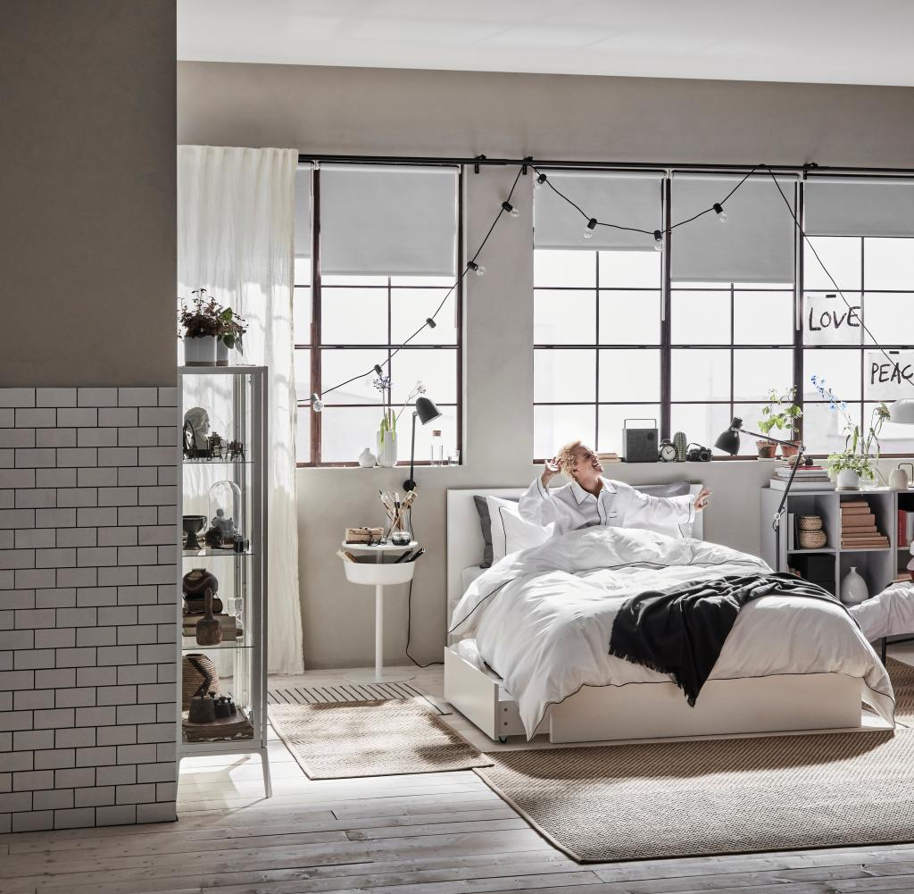 Vier Tipps Was Der Ikea Katalog über Besseren Schlaf Lehrt