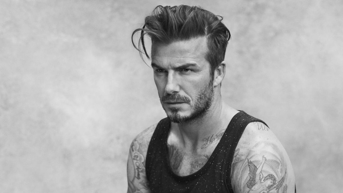 Marc Forster Dreht Mit Beckham Für H&M WELT