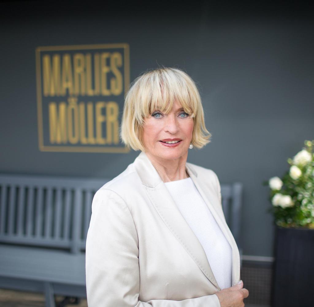Marlies Möller Erfolgsgeschichte Einer Friseurin WELT