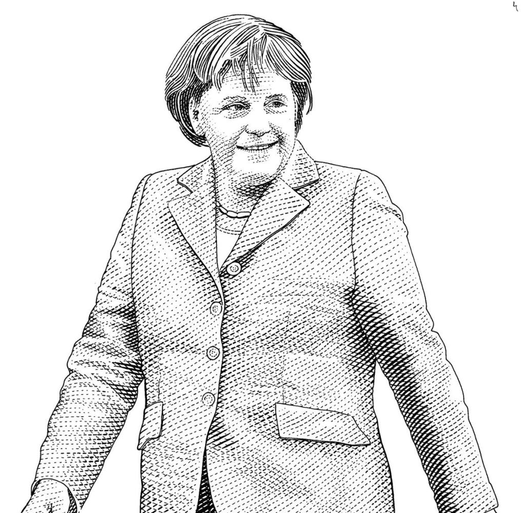 Stil-Analyse: Wie schlägt sich Angela Merkel im Mode