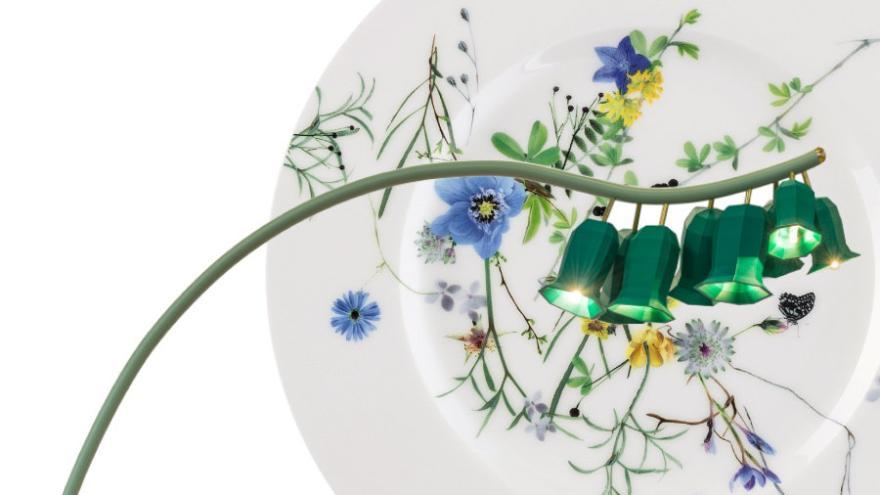 Einrichten Blumembel bringen den Frhling in Ihre