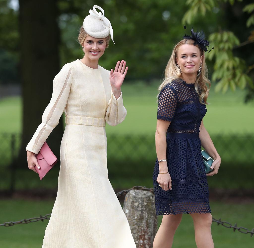 Pippa Middleton Ihr Hochzeitskleid von Giles Deacon in der Stilkritik  WELT