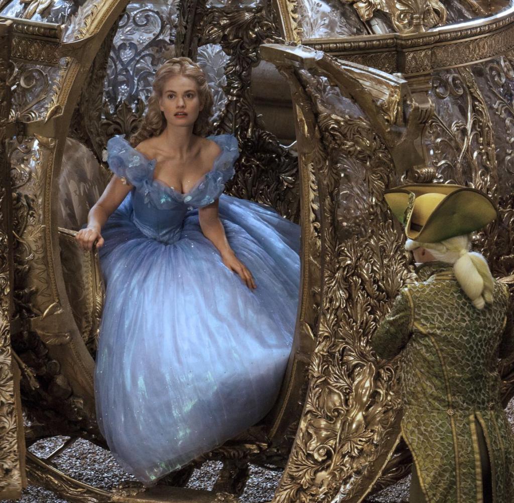 Kostmdesignerin Sandy Powell erfindet Cinderella neu  WELT