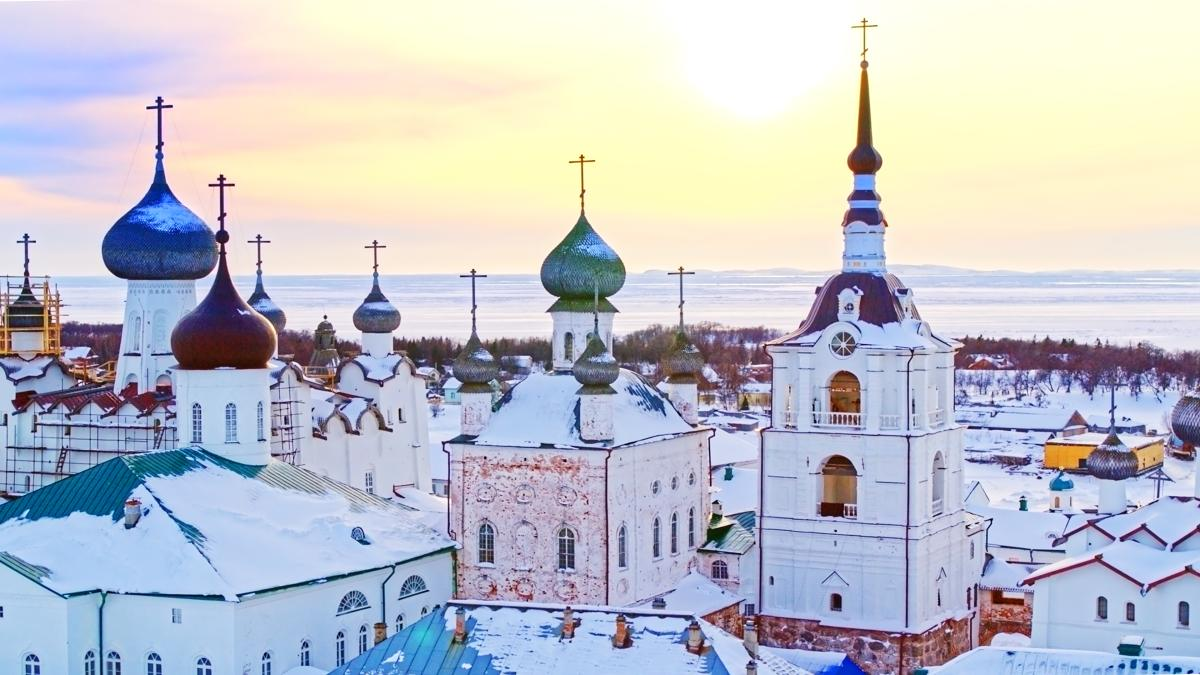 """Trailer: """"Russia from Above"""" – documentary with a flight over the huge country – video"""