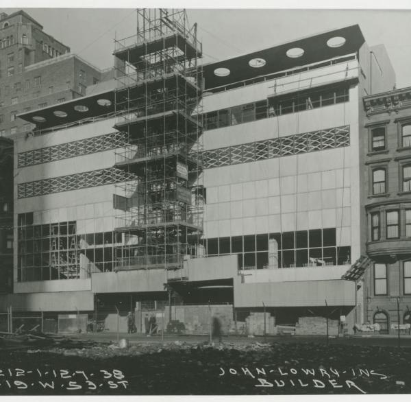 1929-2011 Kurze Geschichte Des Moma - Bilder & Fotos Welt