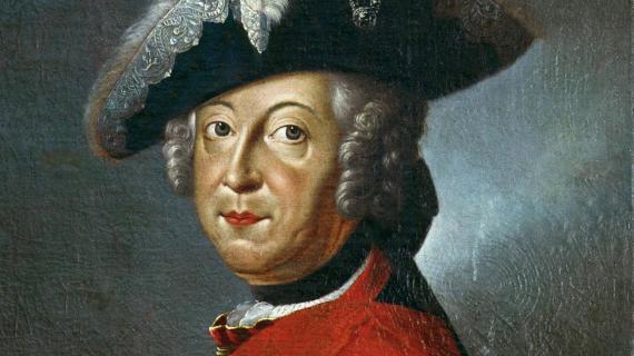 Das Liebesleben Friedrichs der Großen gab den Forschern lange Rätsel auf. Nun sind sich viele sicher: Der Monarch war offenbar homosexuell. In seinem Musentempel Schloss Sanssouci etwa hatten Frauen keinen Zutritt.