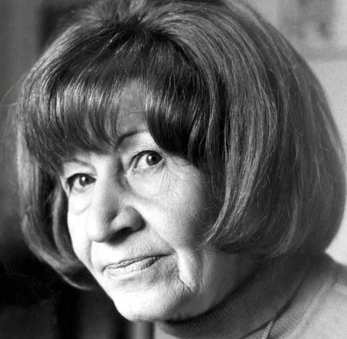 SIPA ICONO: VIOLET LEDUC, FEMME DE LETRES FRANCAISE (1907-1972) - 1968 -