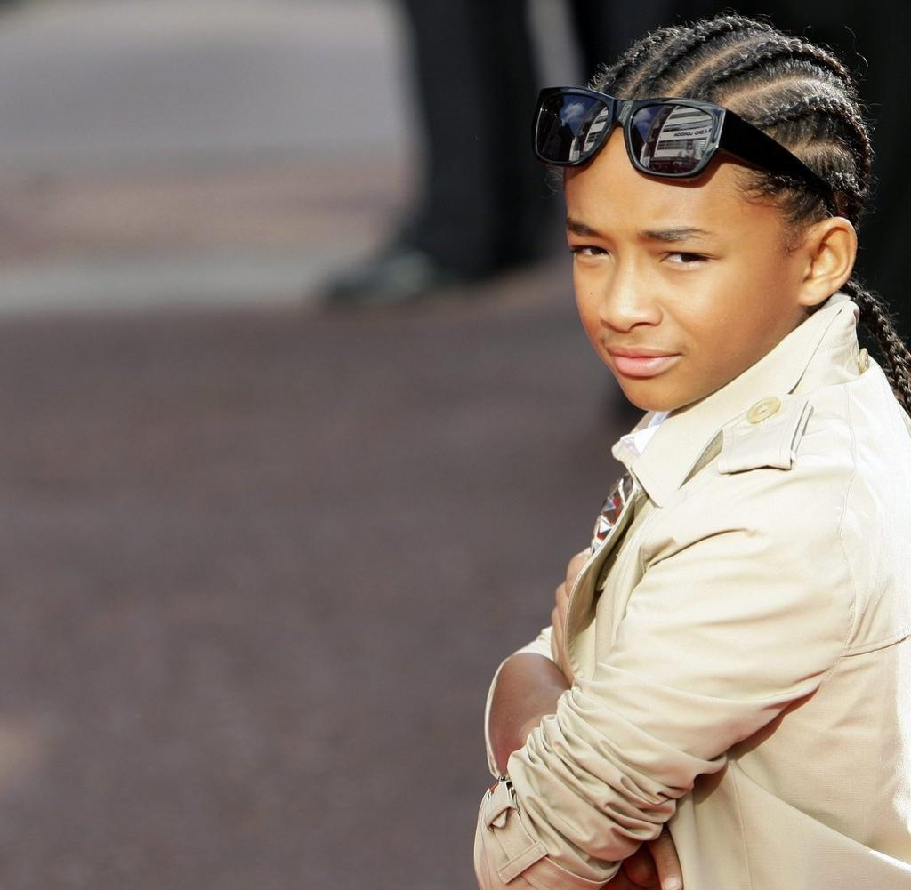 Die Haarpracht Der Kinder Von Will Smith Jaden Und Willow Smith