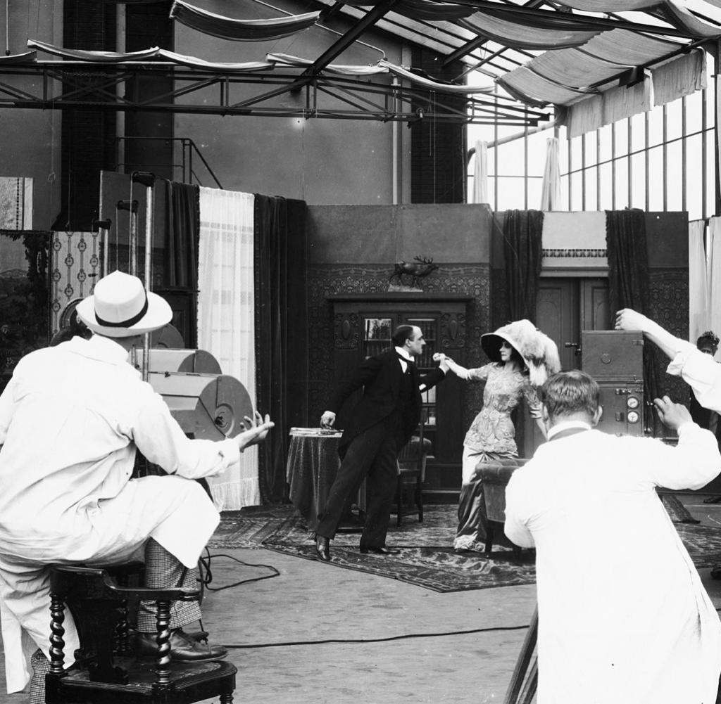 Filmstudio Babelsberg Wo Stars wie Marlene Dietrich drehten und lebten  WELT