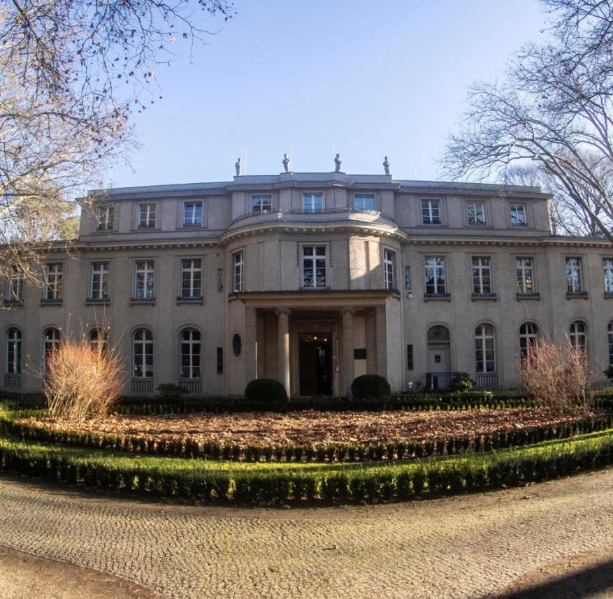 The house of the Wannsee Conference will show a new permanent exhibition from January 19, 2020.