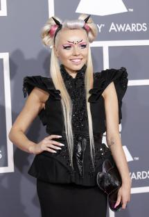 Grammy Awards 2013 -popstars Verlsslich Wie