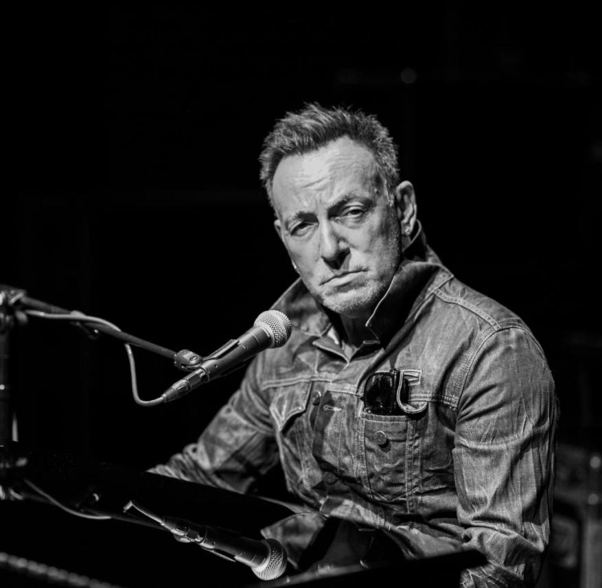 Bruce Springsteen: Messages to the Hereafter