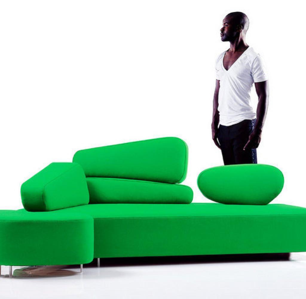 living es sofa power reclining sets mobel trend die neuen sofas machen sich gemutlich welt mosspink von bruhl