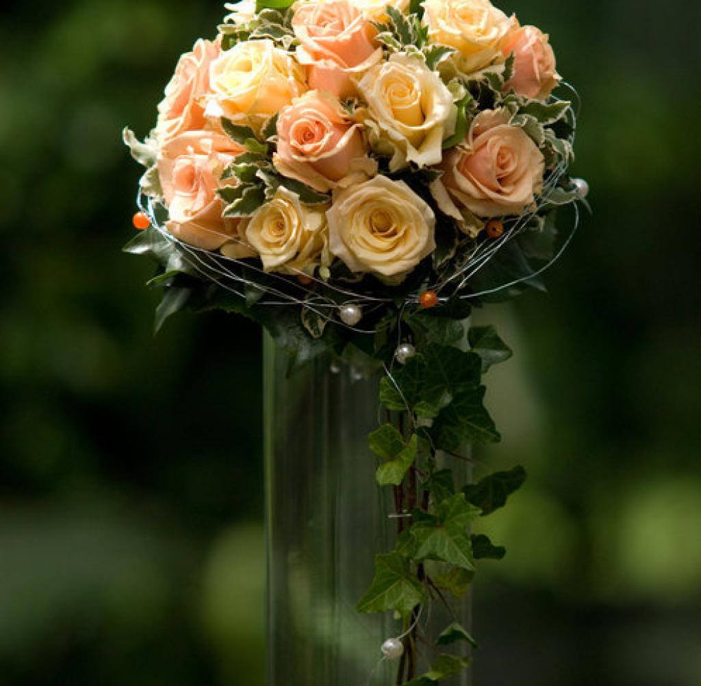 Brautschmuck Was der Hochzeitsstrau ber die Braut