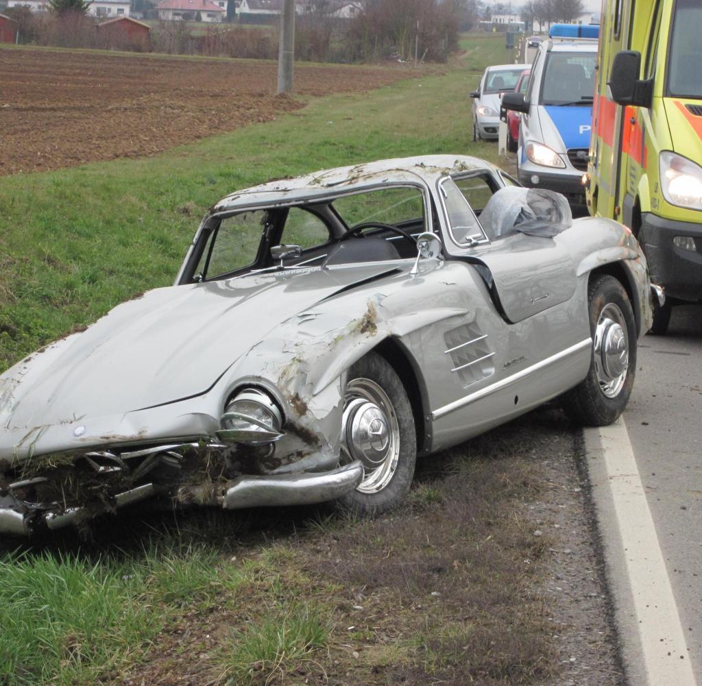 Autolegende Mercedes 300 SL  das schnste Auto aller