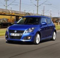 Quirlig und gehemmt  der Suzuki Swift Sport - WELT