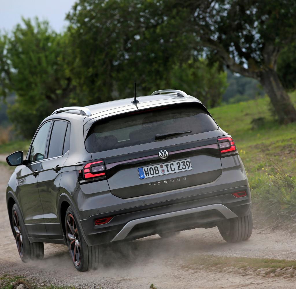 Neuer Top-Benziner für das Polo-SUV: VW T-Cross - WELT