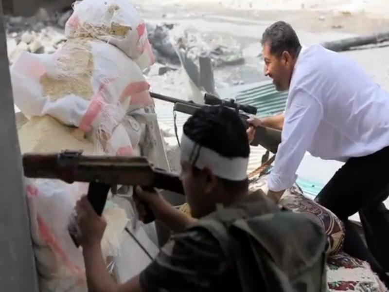 Anschlagsserie erschüttert Damaskus