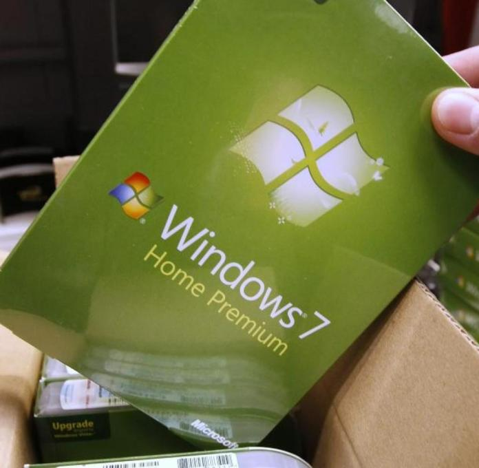 Windows 7 operating system
