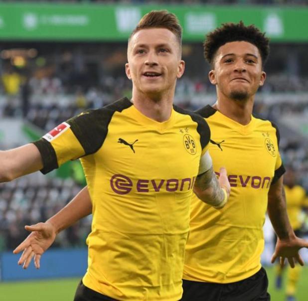 Borussia Dortmund continues to lead