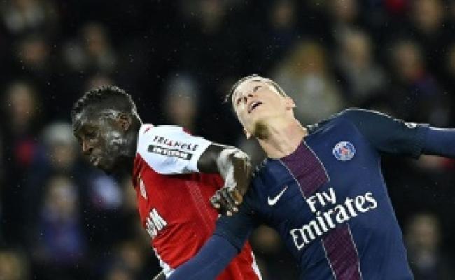 Sp Fußball Frankreich Paris Monaco Draxler Trapp Meldung