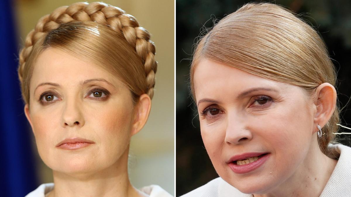 Ukraine Die Neue Timoschenko – Schöne Haut Kein Zopf WELT