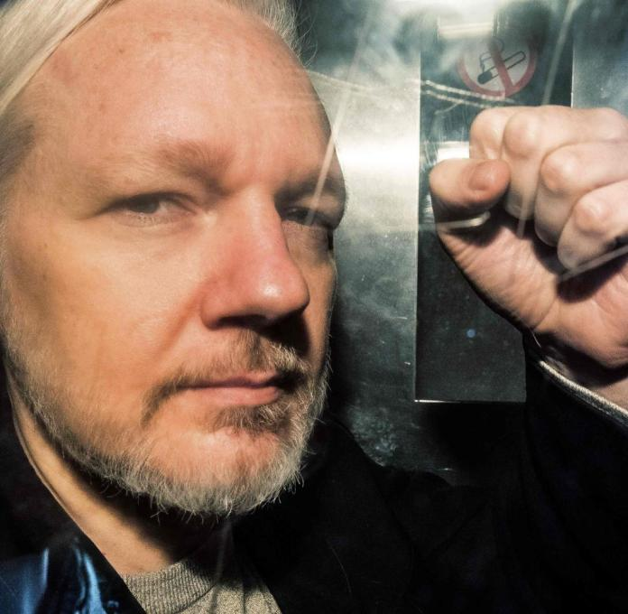 Assange is currently in custody in the UK