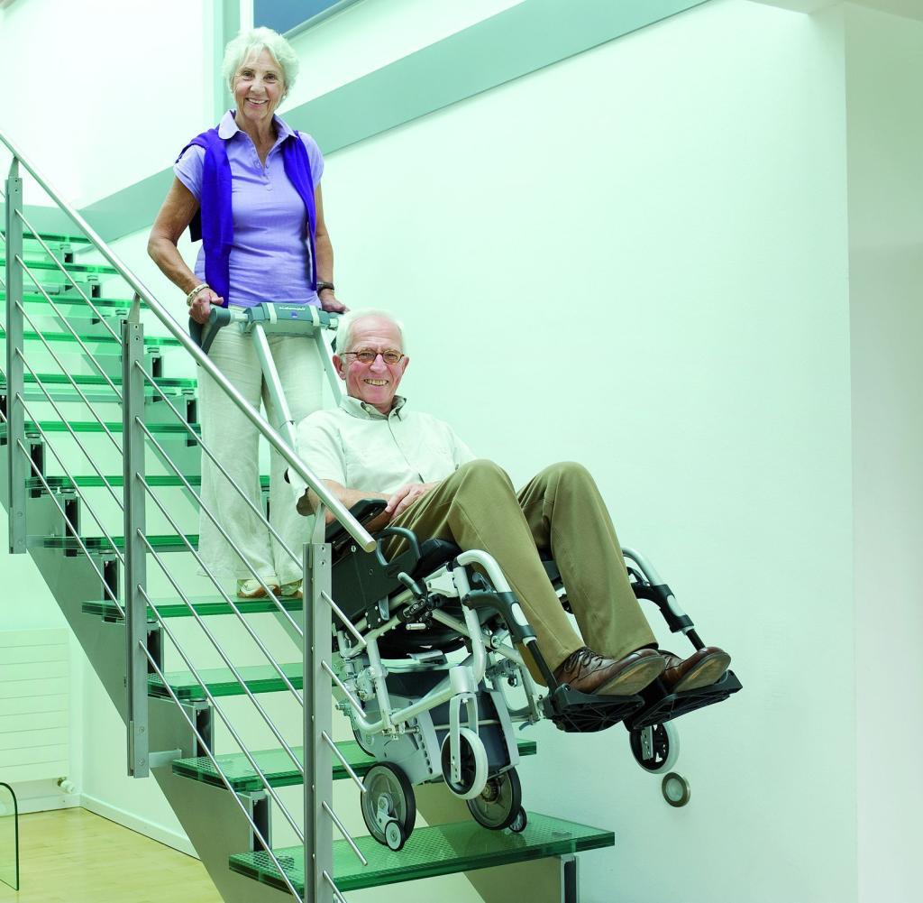 Recht auf Mobilitt Kasse muss Rollstuhlfahrer