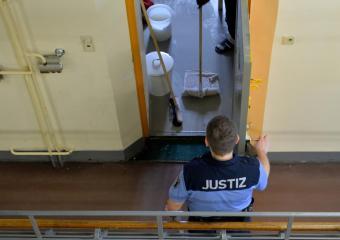 Oficina Federal de Estadística: casi cada tercer recluso es ahora un extranjero