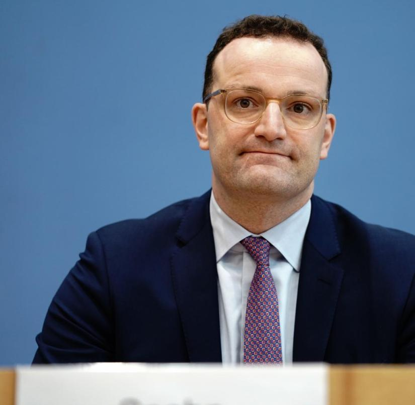 Jens Spahn warns: The crisis has not yet reached its peak