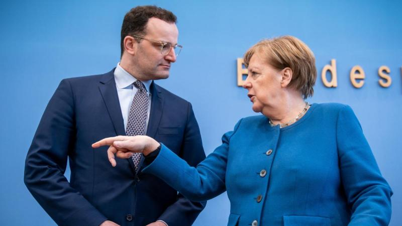 "Merkel on Corona: ""I think Jens Spahn does a great job"" - World Today News"
