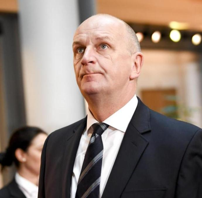 Bad news for Brandenburg's Prime Minister Dietmar Woidke: His SPD is only one point ahead of the AFD