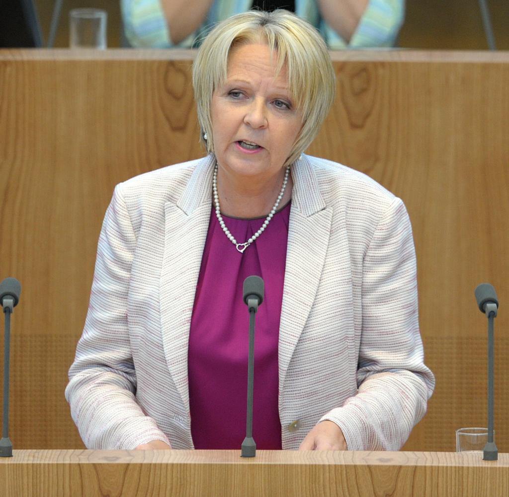 Regierungserklärung Kraft Sieht NRW Als Vorreiter Bei Energiewende