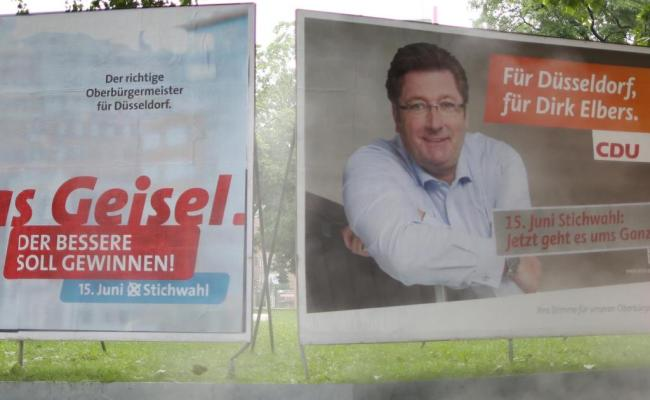 Stichwahl 471 289 Düsseldorfer Sollen Neuen Ob Bestimmen Welt