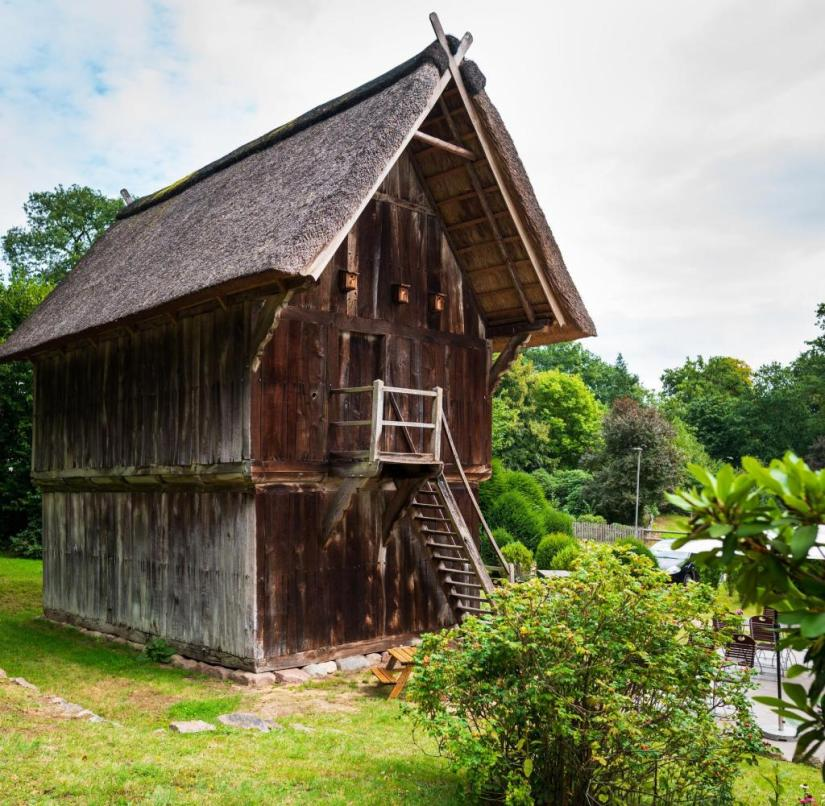 The former granary on the site of the Stimbekhof is over 300 years old and can be used for civil weddings