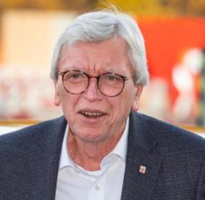 Hesse's Prime Minister Volker Bouffier (CDU)