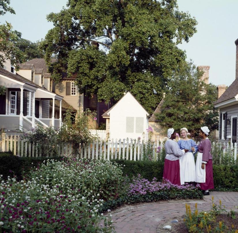 Colonial Williamsburg (Virginia, USA)