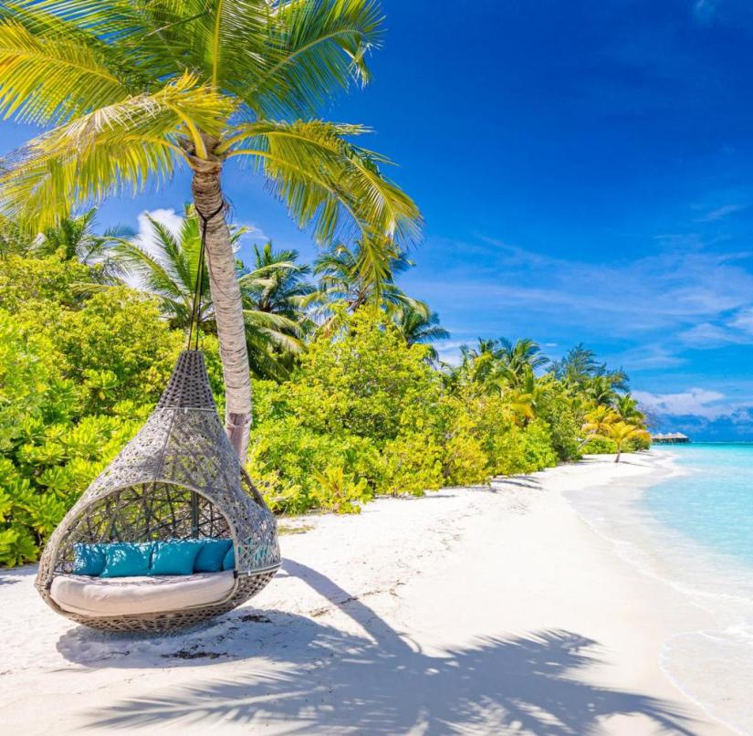 Those who travel to the Maldives do not need to have a corona test