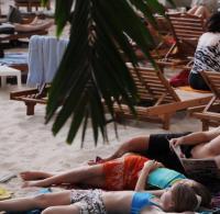 """Selbstversuch: Tropical Islands  eingesperrt im """"Paradies ..."""